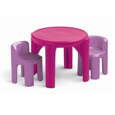 little tikes table set little tikes table and chair set multiple colors table