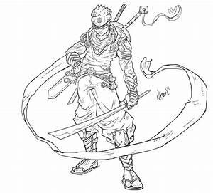 Ken Ogawa - Ninja Blade by Nhazul-Anims on DeviantArt