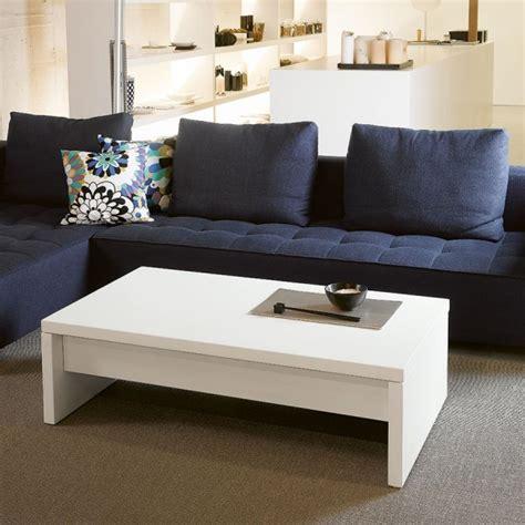 plateau canapé quelle table basse pour votre salon 4 pieds tables