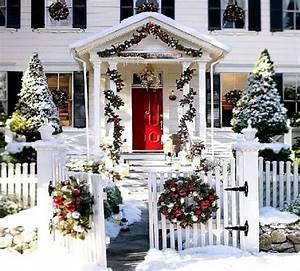 Noel Decoration Exterieur : la d coration no l ext rieur parfaite pour votre maison ~ Premium-room.com Idées de Décoration