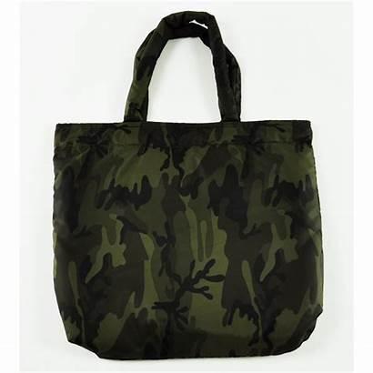 Camo Tote Bag Bags Pink