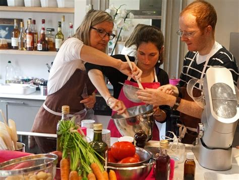 l atelier de cuisine gourmande l 39 atelier de cuisine de à versailles yvelines