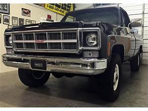 1977 Gmc Sierra For Sale On Classiccars Com