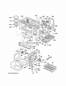 Ge Psa9120sf3ss Microwave Parts