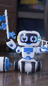 Wallpaper WowWee Tipster, robot for kids, robotic toy