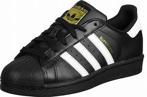 Superstar foundation shoes black