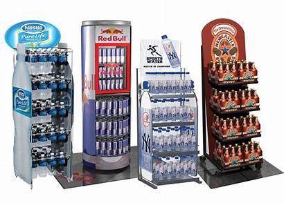 Beverage Displays Display Pop Liquor Purchase Increase