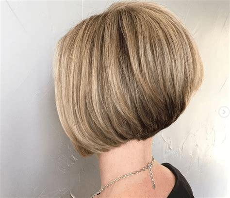 cut  layered bob haircut