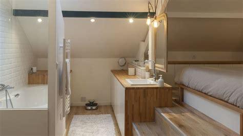 salle de bain dans chambre parentale chambre parentale avec salle de bain amazing best chambre