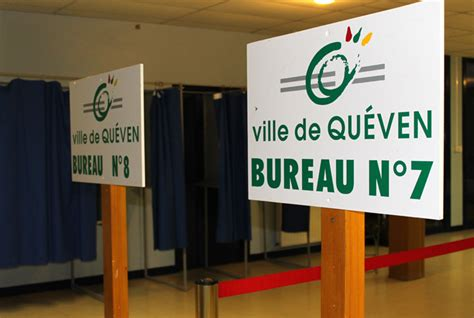 connaitre bureau de vote les bureaux de vote mairie de quéven
