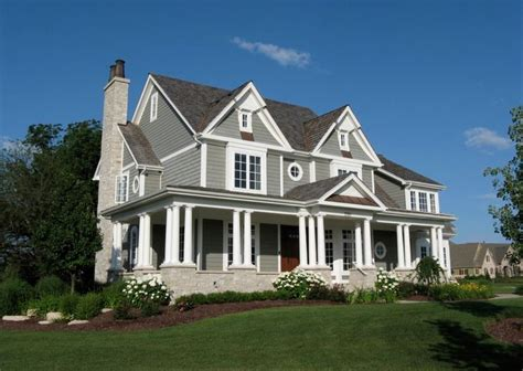 52 Best Traditionalcontemporary Style Homes (exterior