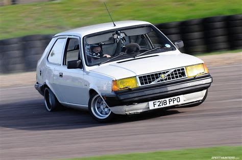 Cosworth Powered Drift.