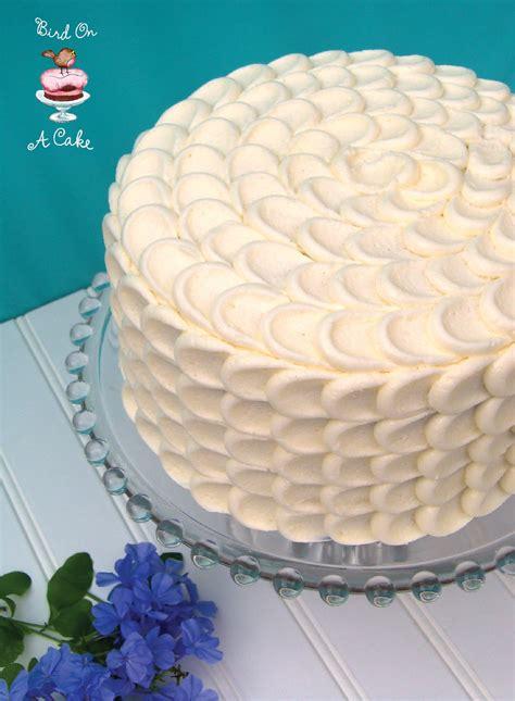 bird   cake hummingbird cake  petal tutorial
