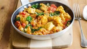 Hähnchen Curry Low Carb : h hnchen curry low carb rezept mit blumenkohl spinat ~ Buech-reservation.com Haus und Dekorationen