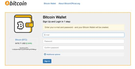 You may also need to enter additional geographical information. The Easiest Bitcoin Wallet For Beginners - Diving Daily