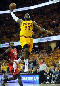 Cavs Finish Sweep Of Hawks With Ease Land 1st Finals
