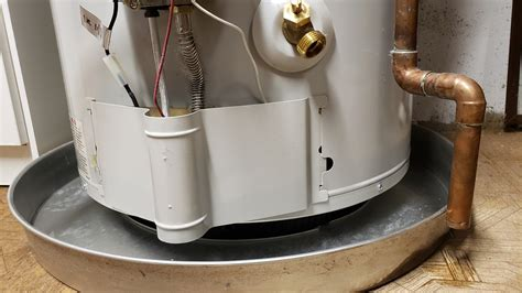 water heater pressure relief valvepipe  guided