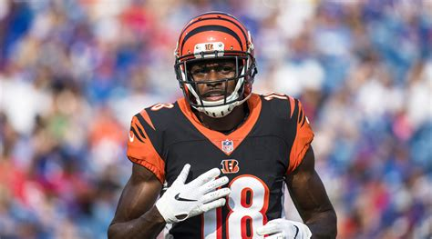 aj green bengals wr   steelers timetable