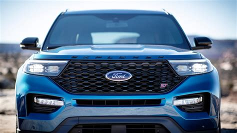 2020 Ford Explorer St And Hybrid First Look