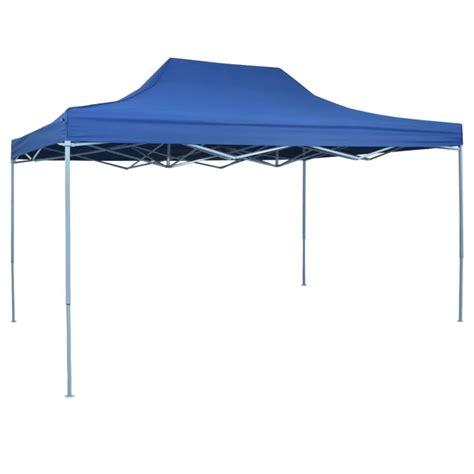 waterproof gazebo vidaxl pop up marquee outdoor waterproof gazebo canopy tent blue white 2 models ebay