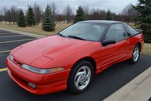 1990 Eagle Talon Tsi Turbo Awd Hatchback 27k Like New Unicorn Time-capsule For Sale