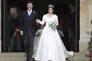 Princess Eugenie and Jack Brooksbank Tie Knot in Royal ...