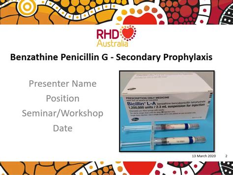 Educator Tools Secondary Prophylaxis Bpg Delivery