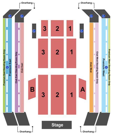 armory seating chart minneapolis