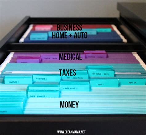 how to organize your file cabinet 8 tricks to organise your filing cabinet