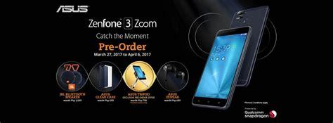 Asus Zenfone 3 Zoom Is Now Open For Pre-orders