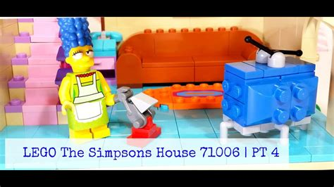 Lego The Simpsons House #71006 Speed Built