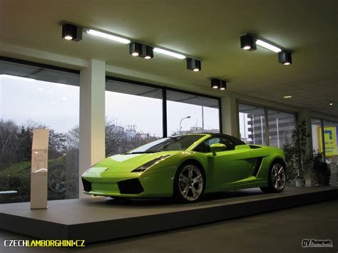 2009 Verde Ithaca Green Lamborghini Murcielago Lp640 Coupe