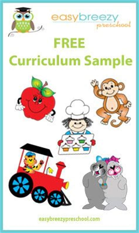 17 best images about pre k curriculum easy breezy 136 | 918d8a02892c73ec2847c1df82b26f85