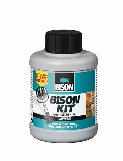 Bison Kit Kwast Ml Bbq Flacon Contactlijm