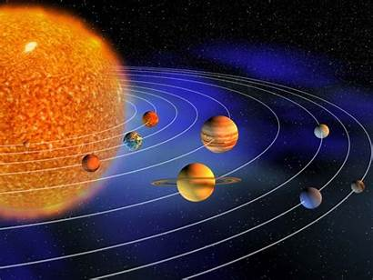 Solar System Diagram Mural Murals