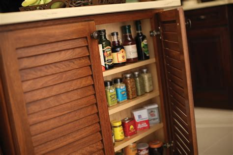 Kitchen Spice Racks For Cabinets by Spice Racks Drawers Storage Dura Supreme Cabinetry