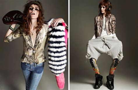 Glam Style by Style Pantry Glam Rock Style