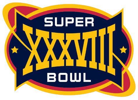 Super Bowl 38 Xxxviii Collectibles