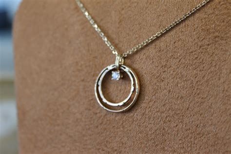the most beautiful wedding rings wedding ring on necklace