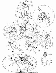 34 Troy Bilt Pony Parts Diagram