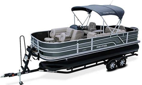 5 arm floor l ranger rp200f fish pontoon boat vics sports center
