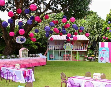 dollhouse themed party garden set   dollhouse