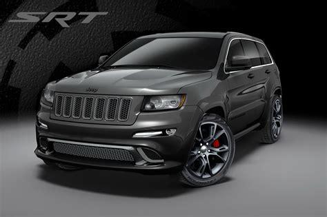 srt jeep 2013 jeep enhances 2013 grand cherokee lineup with srt8 alpine
