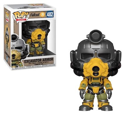 funko pop fallout figures checklist gallery exclusives variants set list