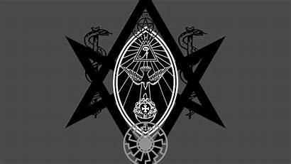 Occult Symbols Wallpapers Combined Photoshop Esoteric 1080