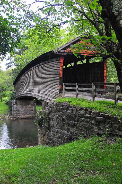 humpback covered bridge west virginia