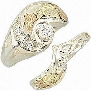 black hills gold jewelry mr409ewcz women39s bhg on silver With black hills silver wedding rings