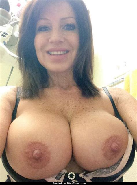 Skirt With Open Full Jugs Private Selfie Sexual Picture