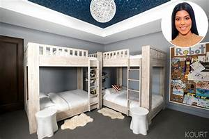 See Inside Kourtney Kardashian's Son Mason's Bedroom