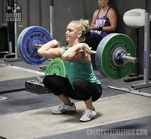 The Clean And Jerk Rack Positions By Greg Everett - Olympic Weightlifting